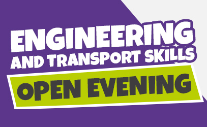 Engineering and Transport Skills Open Evening - Vision West Nottinghamshire College - Mansfield