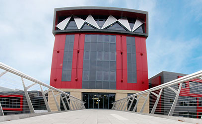 About Vision West Nottinghamshire College Mansfield