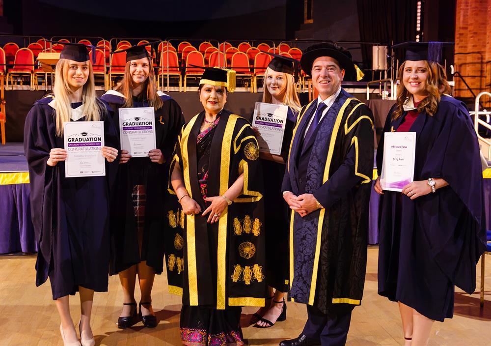 Graduation glory for West Notts students - Vision West ...