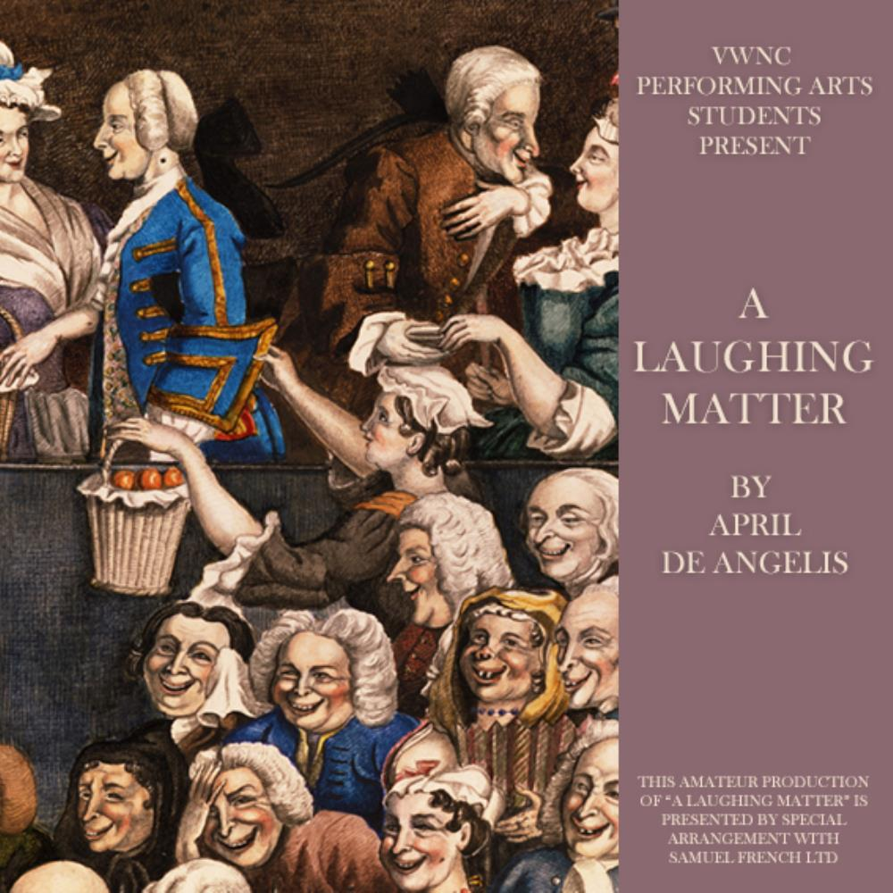 A history of theatre will feature in A Laughing Matter