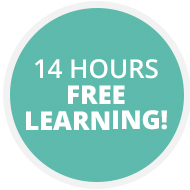 14 hours free learning for everyone