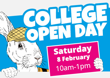 Find out more about our open event