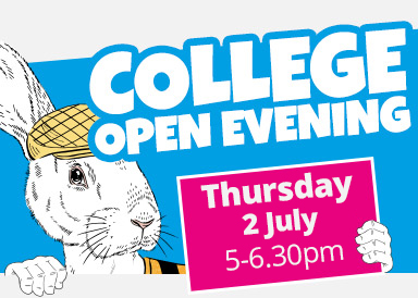 Find out more about our open day