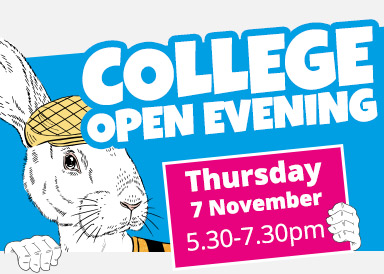 Find out more about our open evening